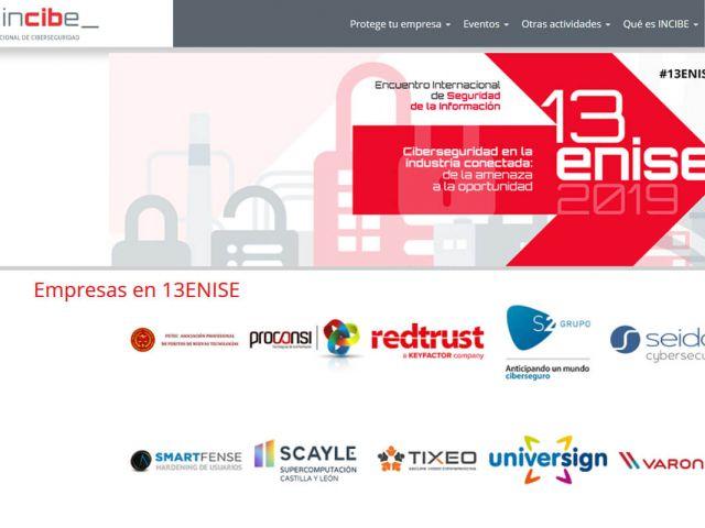 La Asociación PETEC participará en el #13ENISE 2019