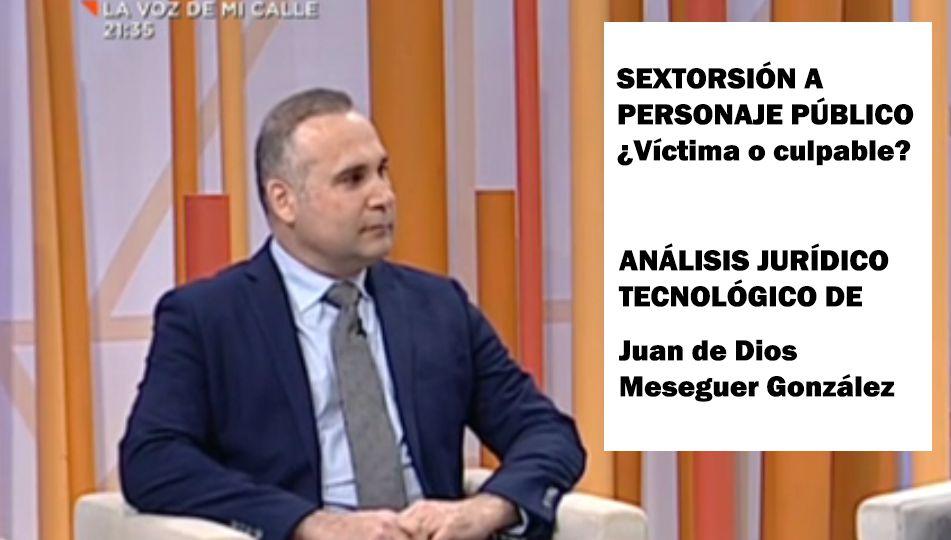 Análisis jurídico-tecnológico de Juan de Dios Meseguer González