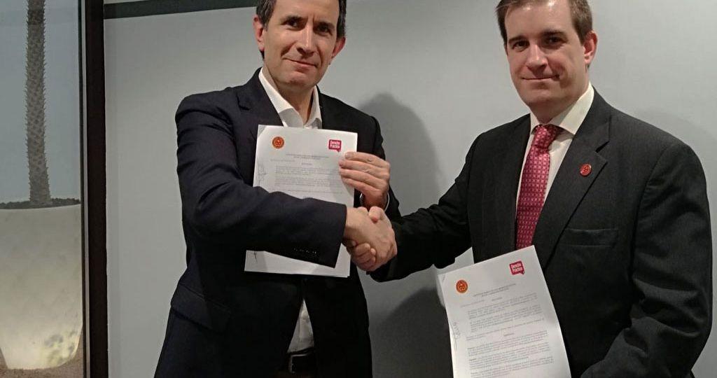 Convenio Marco de colaboración entre PETEC y Derecho Práctico