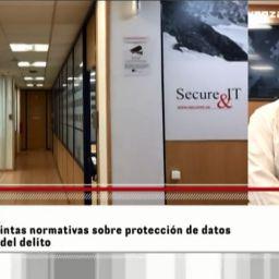Francisco Valencia de Secure&it en el programa Emprede de RTVE