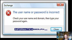"""Foto de la ponencia """"Wrong Password / Password incorrecta"""" de Ignacio Parra"""