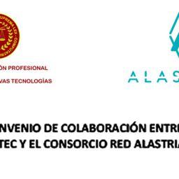 Convenio Marco entre las asociaciones Alastria y PETEC