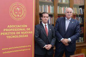 Acuerdo Marco de Colaboración entre PETEC y ASIS España