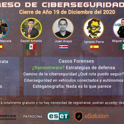PETEC en el Congreso Ciberseguridad 2020