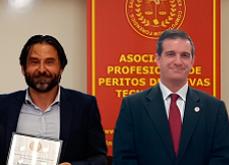 Premios PETEC 2020 Santiago Arellano