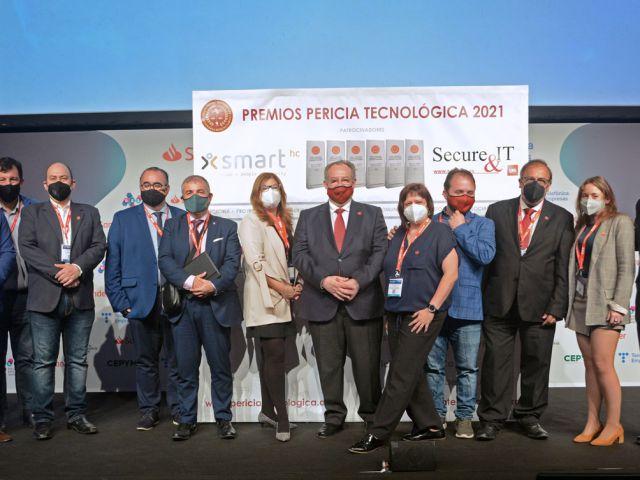 PETEC en #DESC2021 y en la anunciación de los finalistas de Premios Pericia Tecnológica 2021