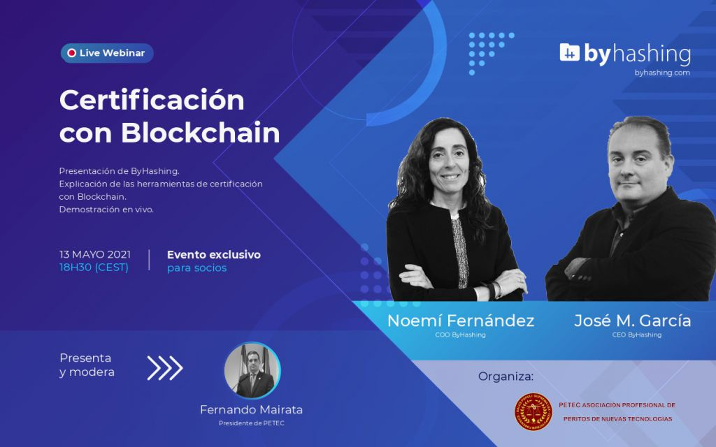 Webinar_byhashing_certificación_con_blockchain_ptec