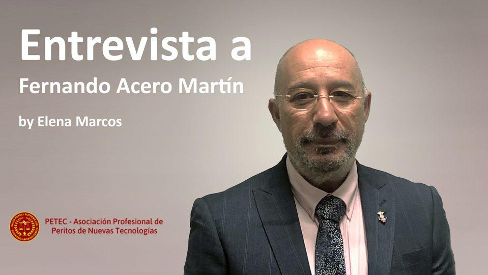 sta PETEC a Fernando Acero Martín by Elena Marcos