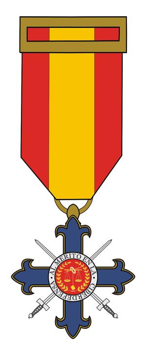 Medalla al Mérito en la Ciberdefensa