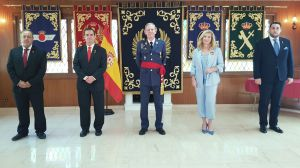 PETEC entrega la Medalla al Merito en la Ciberdefensa a Rafael García Hernández