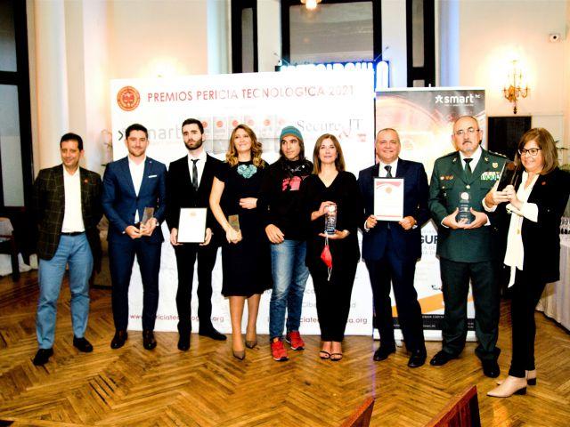 Ganadores de los Premios Peicia Tecnológica 2021