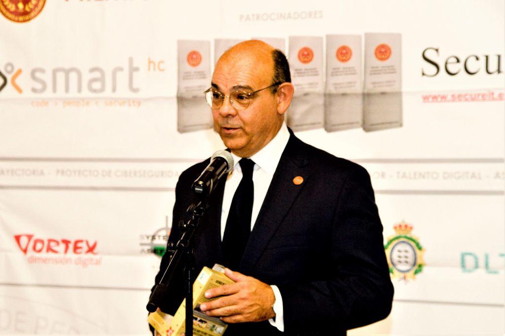 Jorge Ruiz Gerente de PETEC, conductor de los Premios Pericia Tecnológica 2021