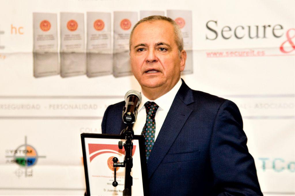 Juanma Romero. Asociado de Honor de Pericia Tecnológica 2021