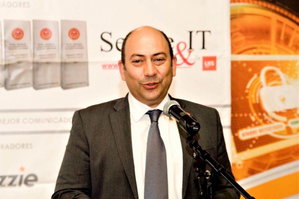 Marlon Molina, conductor de los Premios Pericia Tecnológica 2021